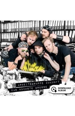 Arbeitsgruppe Zukunft - Das nächste große Ding - Download-Album (Cover)