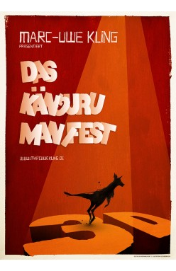 Das Känguru-Manifest 3D