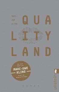 Qualityland Taschenbuch - Cover