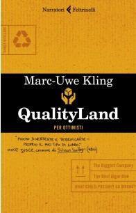 QualityLand. Per ottimisti (Cover)