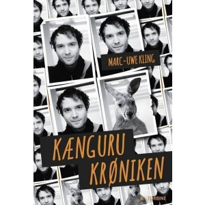 Kænguru Krøniken (Buch) - Vorderseite