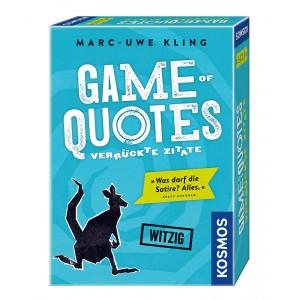 Game of Quotes (Spiel) - außen