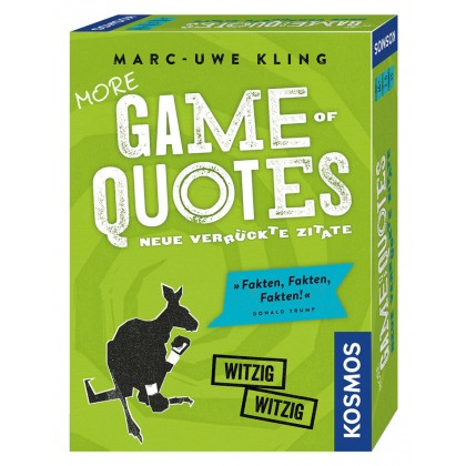 More Game of Quotes (Cover)