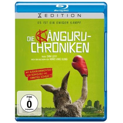 Die Känguru-Chroniken (Cover)