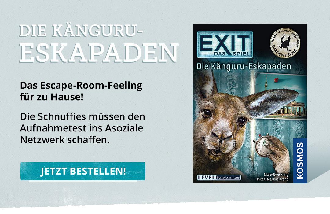 EXIT - Die Känguru ...