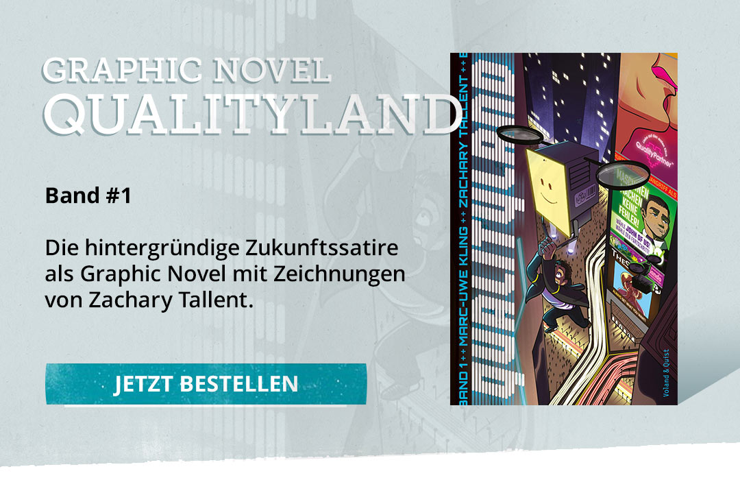 Qualityland Grapic-Novel
